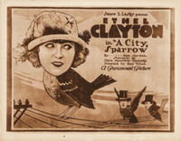 A City Sparrow movie poster