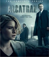 Alcatraz movie poster