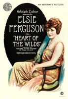 Heart of the Wilds movie poster