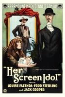 Her Screen Idol movie poster