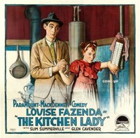 The Kitchen Lady movie poster