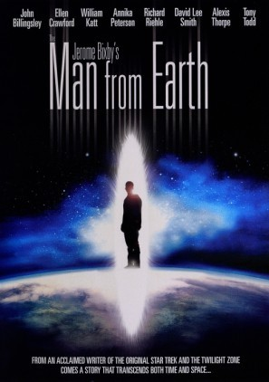 The Man from Earth movie poster #1411375 - MoviePosters2.com