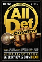 All Def Comedy movie poster
