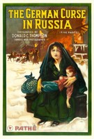 The German Curse in Russia movie poster