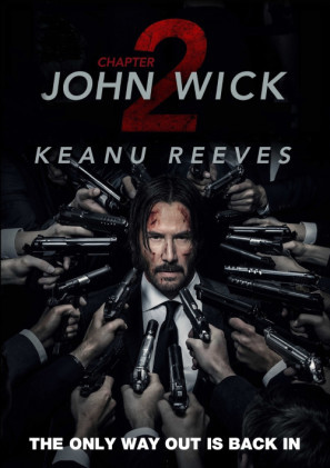 John Wick Chapter Two Movie Poster 1422881