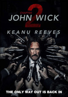 John Wick: Chapter Two (2017) movie poster #1422881