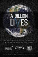 A Billion Lives movie poster