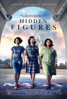 Hidden Figures (2016) movie poster #1422932