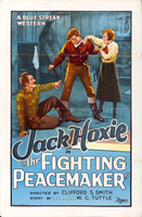 The Fighting Peacemaker movie poster