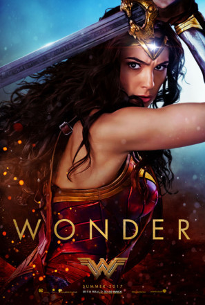 Wonder Woman poster #1423003