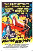 The Flame Barrier movie poster
