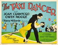 The Taxi Dancer movie poster