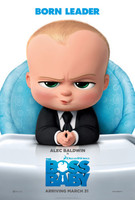 The Boss Baby (2017) movie poster #1423050