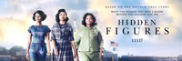 Hidden Figures (2016) movie poster #1423094