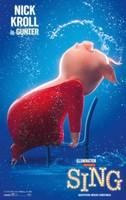 Sing movie poster