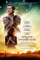Same Kind of Different as Me (2017) movie posters