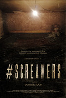#Screamers movie poster