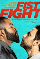 Fist Fight (2017) movie poster #1423167