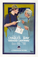 Greased Lightning movie poster