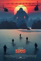 Kong: Skull Island (2017) movie poster #1423335