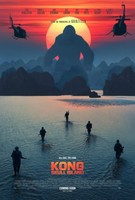 Kong: Skull Island (2017) movie poster #1423374