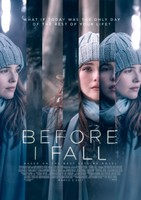 Before I Fall (2017) movie poster #1423376