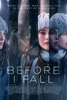 Before I Fall (2017) movie poster #1423475