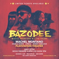 Bazodee movie poster