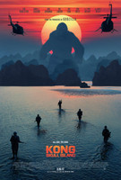 Kong: Skull Island (2017) movie poster #1423563