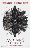 Assassins Creed movie poster