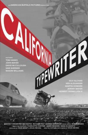 California Typewriter poster #1423639