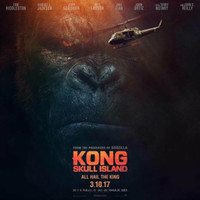 Kong: Skull Island (2017) movie poster #1423644