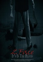 2 Face: Its in the Blood movie poster