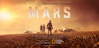 Mars movie poster