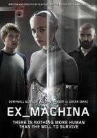 Ex Machina movie poster