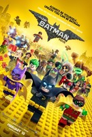 The Lego Batman Movie (2017) movie poster #1438344