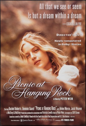 Picnic at Hanging Rock movie poster #1438435 - MoviePosters2.com