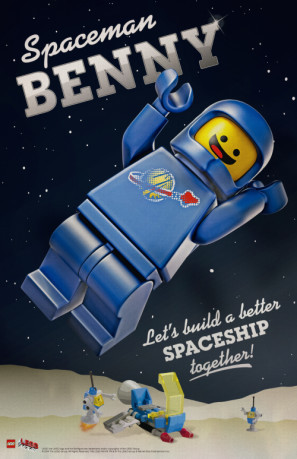 The Lego Movie poster #1438486