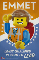 The Lego Movie #1438487 movie poster