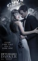 Fifty Shades Darker (2017) movie poster #1438600