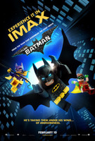 The Lego Batman Movie (2017) movie poster #1438601