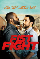 Fist Fight (2017) movie poster #1438607