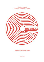 The Circle (2017) movie poster #1438615