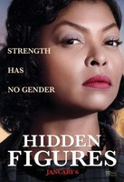Hidden Figures #1438621 movie poster
