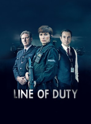 Line of Duty poster #1438657