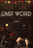 The Last Word (2017) movie poster #1438702