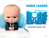 The Boss Baby (2017) movie poster #1438738
