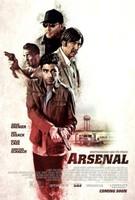 Arsenal movie poster