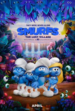 Smurfs: The Lost Village poster #1438968