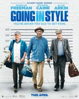 Going in Style (2017) movie poster #1438973